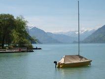 Brienzersee lake scenery ,Switzerland Stock Photography