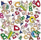 brieven Stock Foto's