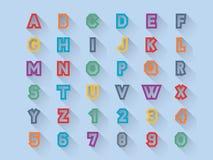 brieven Stock Fotografie