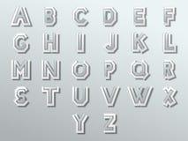 brieven Stock Foto
