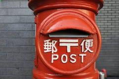 brievenbus Stock Afbeelding