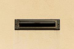 brievenbus Stock Fotografie
