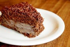 Brig of cake Royalty Free Stock Photo
