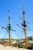 Brig Niagara. Lake Erie PA royalty free stock image