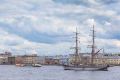 Brig Tre Kronor Royalty-vrije Stock Afbeeldingen