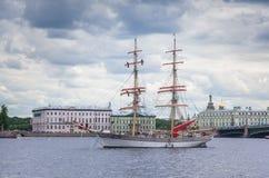 Brig Tre Kronor Royalty-vrije Stock Afbeelding