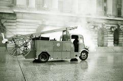 brigadbrandtappning Arkivfoton