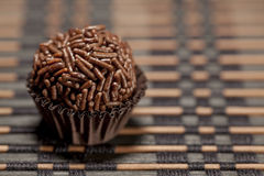 Brigadeiro Royalty Free Stock Photo