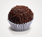 Brigadeiro sweet. Typical sweet children's party in Brazil Royalty Free Stock Photography