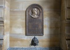 Brigadgeneral Smedley D Jubileums- Butler, stadshus, Philadelphia royaltyfria foton