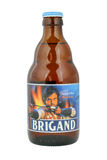 Brigand beer bottle. Royalty Free Stock Photo