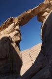 brigde wadi ρουμιού Στοκ φωτογραφία με δικαίωμα ελεύθερης χρήσης