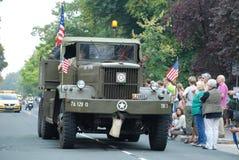 Brige de Nimègue de soldats des Etats-Unis Image stock