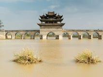 brige jianshui δεκαεπτά της Κίνας έκτ&alph Στοκ εικόνα με δικαίωμα ελεύθερης χρήσης