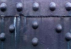 Brige velho do trem de Matal Imagens de Stock