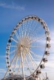 BRIGGHTON, SUSSEX/UK - 27 DE JANEIRO: Ferris Wheel em Brigghton em j Fotos de Stock Royalty Free