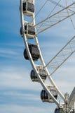 BRIGGHTON, SUSSEX/UK - 27 DE JANEIRO: Ferris Wheel em Brigghton em j Fotos de Stock