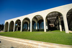brigham中心耶路撒冷大学年轻人 免版税库存照片