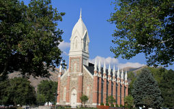 Brigham City Tabernacle Stock Images