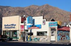 Brigham City Utah royaltyfri fotografi