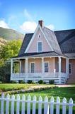 Brigham Young Home Imagens de Stock
