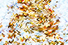 Bright abstarct background. Abstract background with bright multicolored spots. Illustration Royalty Free Stock Photo