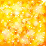 Bright Abstract Background. With Stars for Birthdays, Christmas and other Holidays Royalty Free Stock Photos