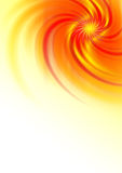 Bright abstract background. Bright solar abstract background with an asterisk Royalty Free Stock Photography