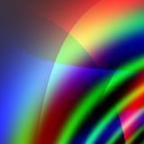 Bright abstract  background for a design Royalty Free Stock Photos
