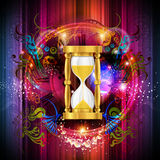 Bright abstract background Stock Images