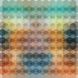Bright abstract background polygons Royalty Free Stock Photo