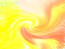 Bright abstract background with spiral yellow. Stylish design base, illustration, graphic design vector illustration