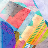 Bright abstract background Royalty Free Stock Photo