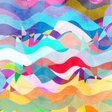Bright abstract background Stock Photos