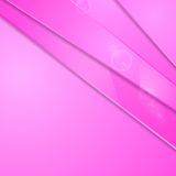 Bright abstract concept design. Vector background Royalty Free Stock Images
