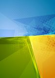 Bright abstract contrast background. Vector design Royalty Free Stock Photo