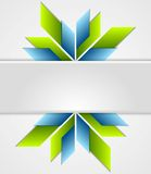 Bright abstract corporate background Stock Photos