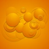 Bright abstract design Stock Image