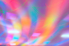 Bright Abstract Disco Background Stock Images
