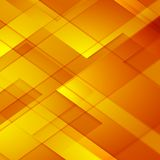 Bright abstract geometric tech background Stock Photography