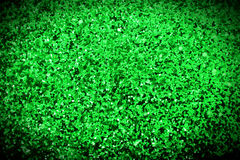 Bright abstract grain green textured Stock Photo