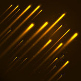 Bright abstract lights background. Stock Image