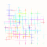 Bright abstract maze background Stock Photo
