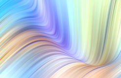Bright abstract multi-coloured background. With curves made in photoshop Stock Images