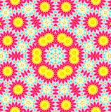 Bright abstract pattern Royalty Free Stock Photo