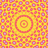 Bright abstract pattern Stock Photo