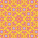 Bright abstract pattern Stock Photography