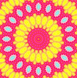 Bright abstract pattern Royalty Free Stock Image