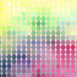 Bright abstract pattern polygons Stock Photos