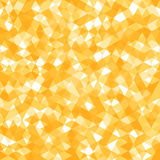 Bright Abstract Seamless Pattern with Yellow and Royalty Free Stock Photography